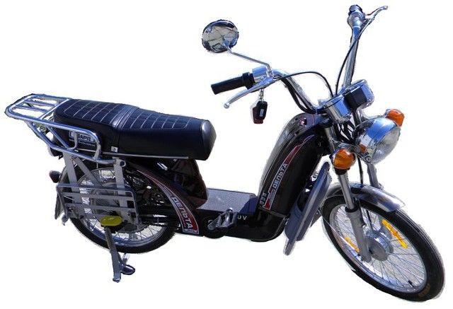 Электровелосипед Заря Дельта