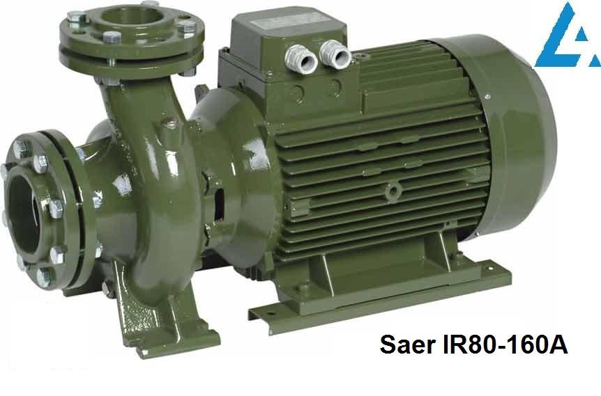 IR80-160А насос SAER