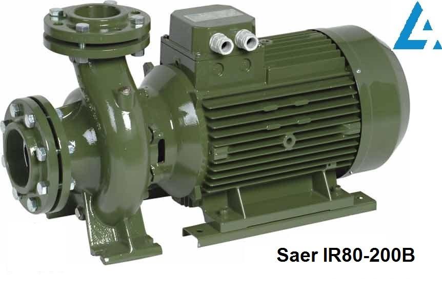 IR80-200В насос SAER