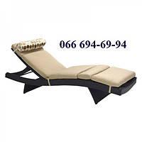 Шезлонг Стелла, коричневый, Эстония, мебель для бассейна, мебель для сада, мебель для пляжа