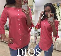 Женская стильная блуза ОР1,86, фото 1