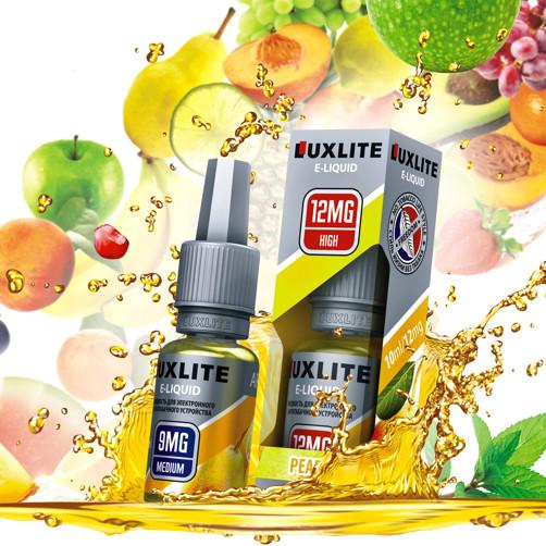 Жидкости для электронных сигарет с никотином