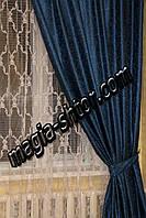 Комплект штор: 2 портьеры + 2 подхвата