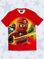 Детская футболка Ниндзяго Кай