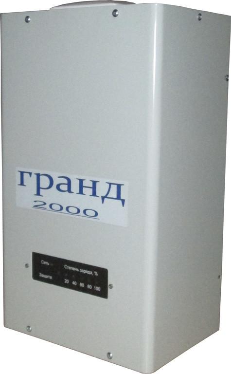 Бесперебойник Леотон 2000 Гранд - ИБП (24В, 2кВт/2,5кВт) - инвертор с чистой синусоидой