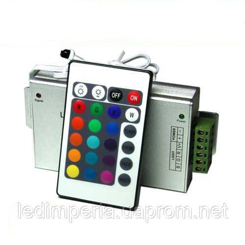 Контроллер 20А-IR-24 кнопки