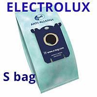 Мешки пылесосов Electrolux s bag оригинальные
