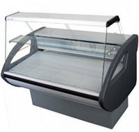 Вітрина холодильна РОСС RIMINI-1,2 H пряме скло