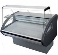 Вітрина холодильна РОСС RIMINI-1,5 H пряме скло