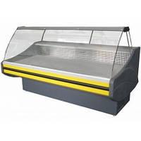 Вітрина холодильна РОСС SAVONA 2,0 гнуте скло