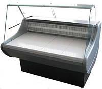 Вітрина холодильна РОСС РАНЕТКА 1,2 пряме скло
