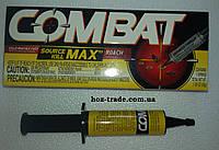 Гель шприц средство от тараканов Combat (Комбат)