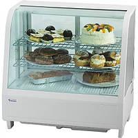 Вітрина холодильна настільна STALGACT 100 л (Польща)