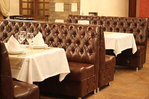 Диваны,кресла и пуфы для Кафе