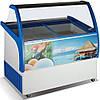 Вітрина для м'якого морозива CRYSTAL VENUS 36 ELEGANTE