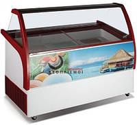 Вітрина для м'якого морозива CRYSTAL VENUS 46 ELEGANTE