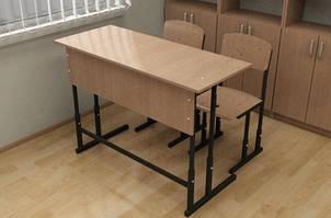 Парты школьные, столы ученические, аудиторные