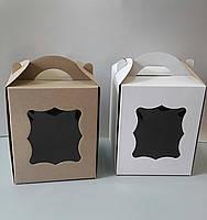 Коробка для пасхи-кексов