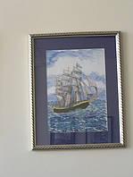 Картина  в подарок «Парусник Георг Стаге»