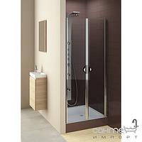 Душевые кабины, двери и шторки для ванн Aquaform Душевые маятниковые двери Aquaform Glass 5 103-06355