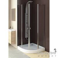 Душевые кабины, двери и шторки для ванн Aquaform Душевая кабина Aquaform Glass 5 двухдверная 100-06360