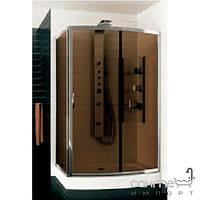 Душевые кабины, двери и шторки для ванн Aquaform Душевая кабина Aquaform Serengeti с поддоном 105-610101