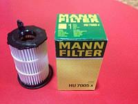 Фильтр Масла Mann Audi Q7 4.2 2002 MANN-FILTER HU 7005 X