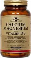 """Комплекс витаминов и минералов """" Кальций-магний с витамином d3""""- таблетки, 150 шт,США"""