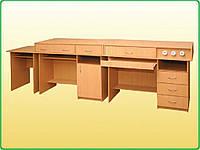 Комплект столов демонстрационных