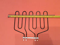Тэн двойной 2450W (1000W+1450W) для электрического гриля-барбекю DeLonghi BQ-78, BQ-88        VDE, Турция, фото 1