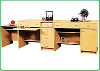 Комплект столов демонстрационных физика №2 (без резеток)