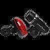 Велосипедный светодиодный набор: передняя фара и задний фонарь