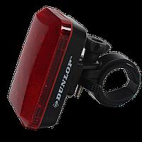 Велосипедный задний LED - фонарь Dunlop - 12 светодиодов
