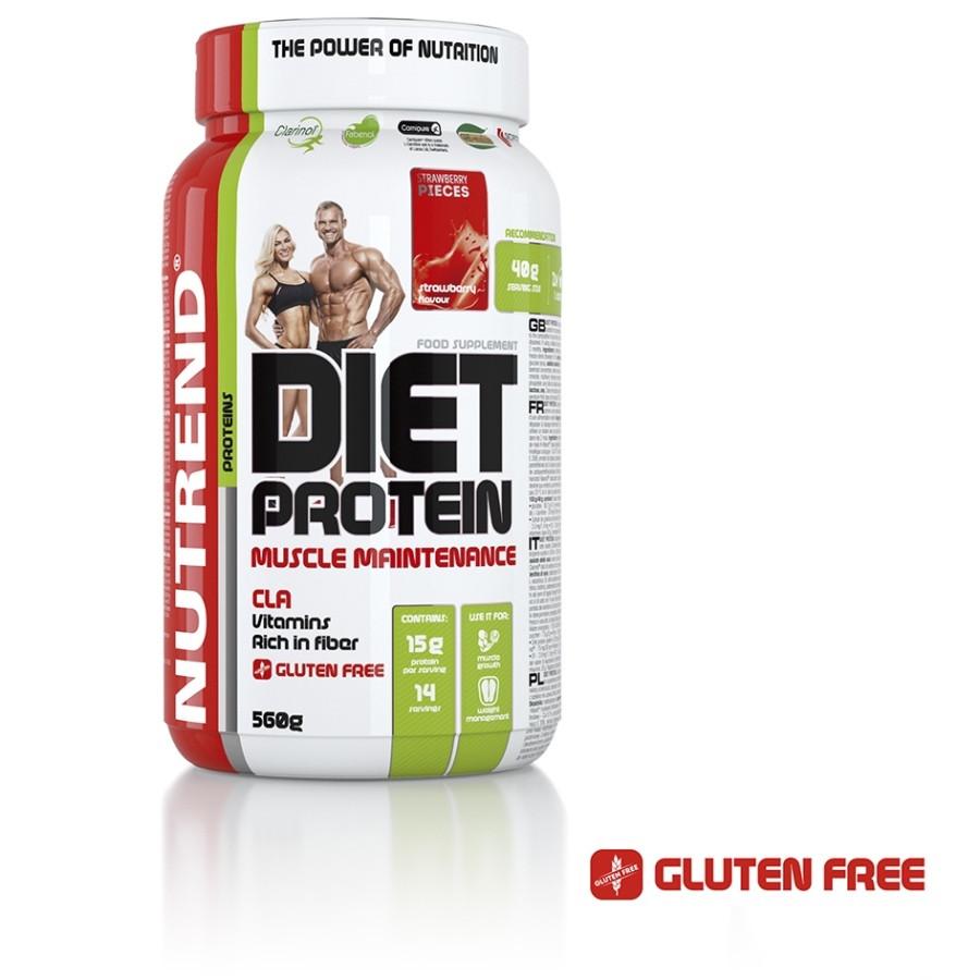 Заменитель питания Diet Protein (560 г) Nutrend