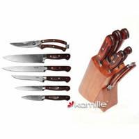 Набор ножей Kamille 5110