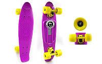 Скейтборд Penny Board ORIGINAL FISH Pastel SK-401-18