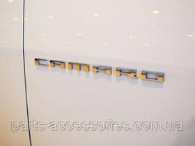 Chevrolet Camaro 2010-13 эмблема значок на левое правое крыло новый оригинал