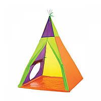 Палатка  детская пляжная Вигвам