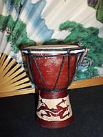 Барабан Джембе малый Индонезия