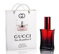 Мини парфюм Gucci Eau de Parfum II в подарочной упаковке 50 ml