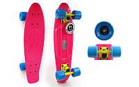 Скейтборд Penny Board ORIGINAL FISH Pastel SK-401-19