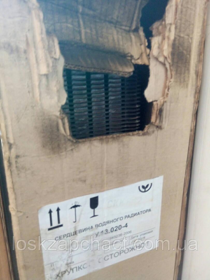 Сердцевина ДОН радиатора