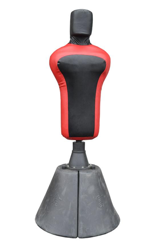 Водоналивний тренажер (силует торса з дерматіна) для боксу Box Men 0075