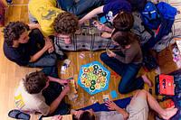 Разновидности настольных игр