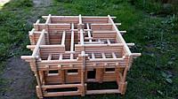 Изготовление МОДЕЛЕЙ деревянных домов