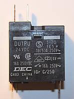 Реле электромеханическое  DU1PU;  24VDC