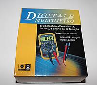 """Мультиметр """"Digital"""" (Тестер), DT830LN, типы измерений - DCV, АCV, DCA, АCA, Ом."""