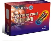 """""""Strong root"""" препарат для повышения потенции 10шт"""