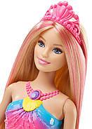 """Лялька Барбі Русалонька """"Яскраві вогники"""" / Barbie Rainbow Lights Mermaid Doll, фото 5"""