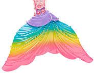 """Лялька Барбі Русалонька """"Яскраві вогники"""" / Barbie Rainbow Lights Mermaid Doll, фото 8"""